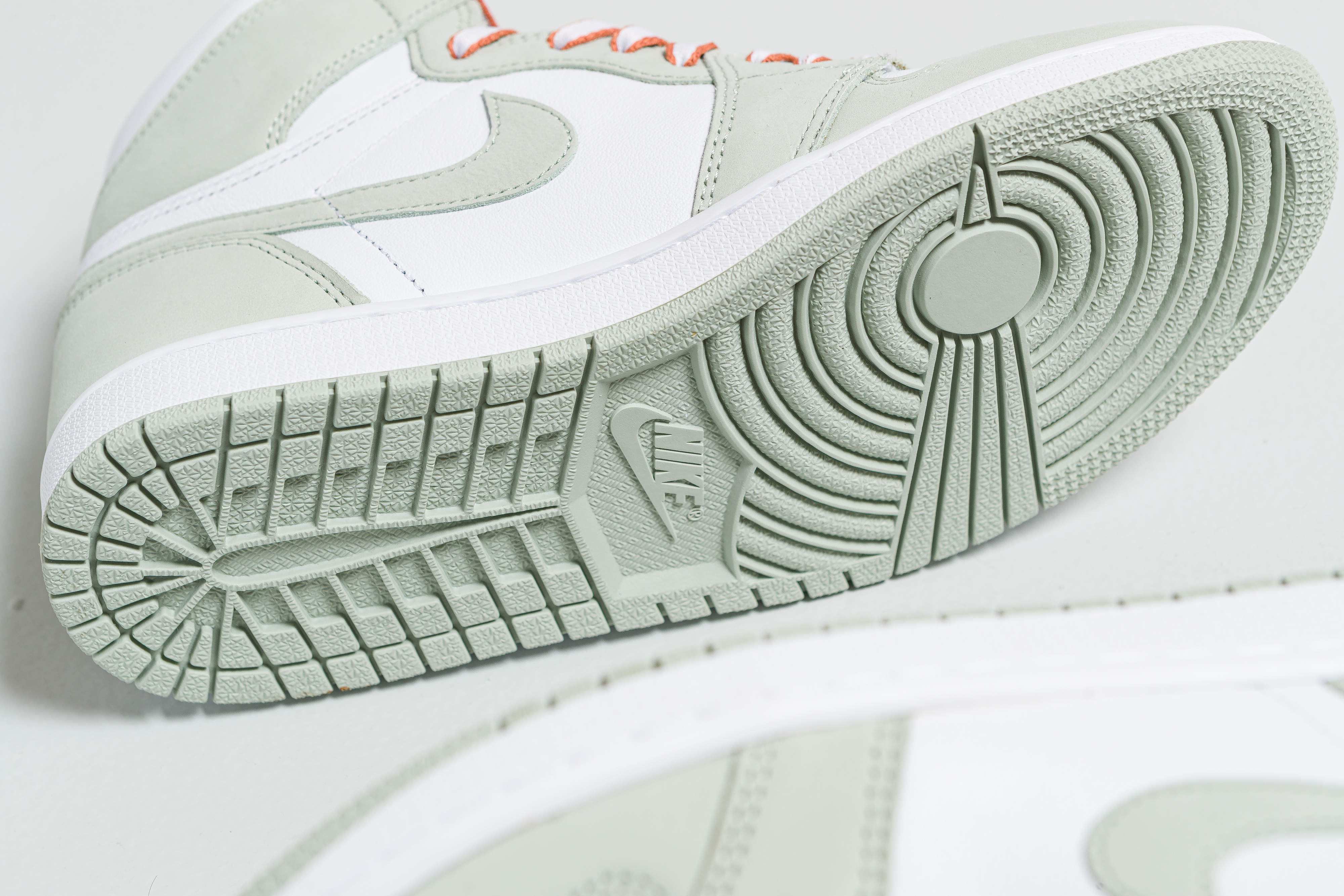 Up There Launches - Nike Women's Air Jordan 1 High OG 'Sea Foam'