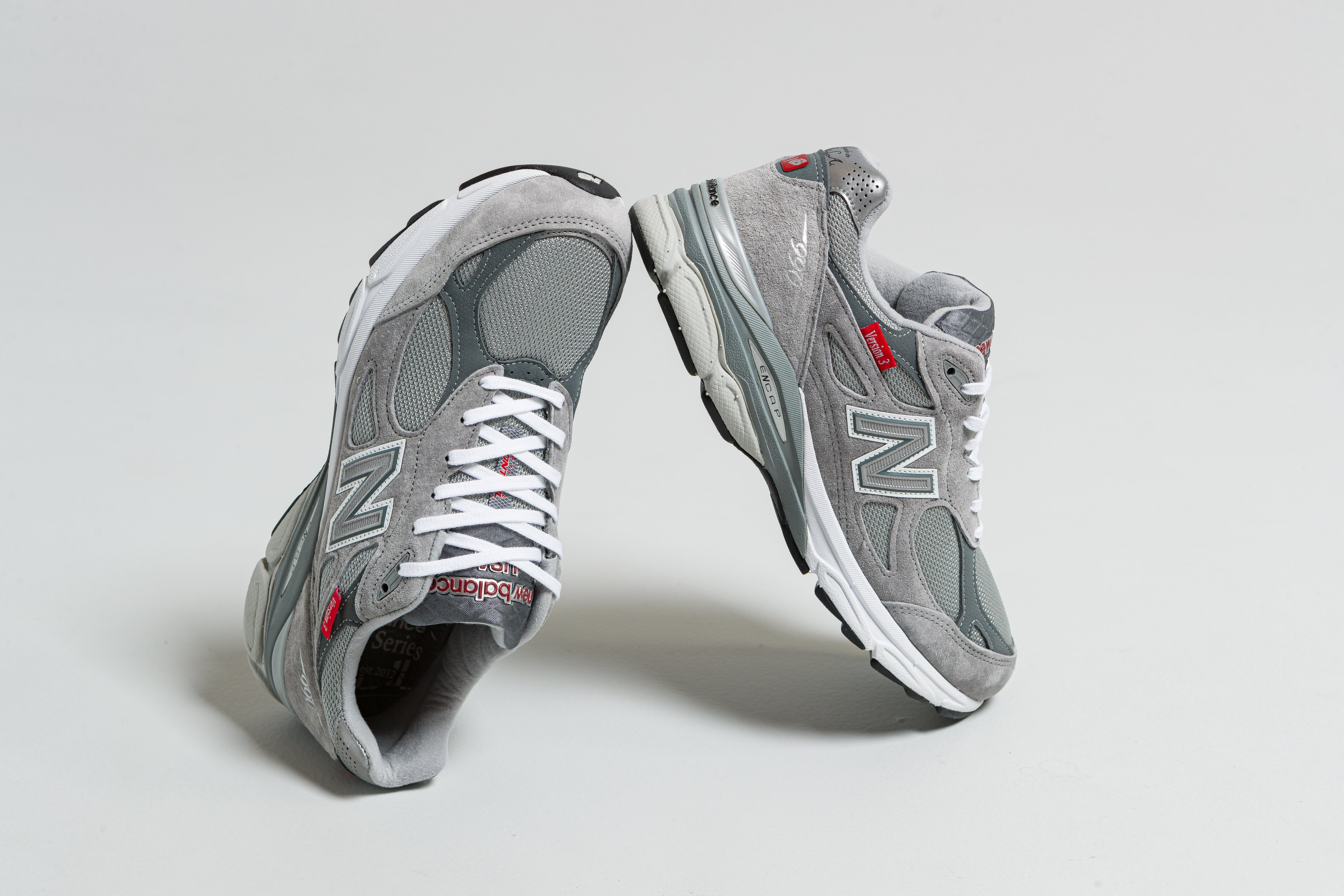 Up There Launches - New Balance M990VS3