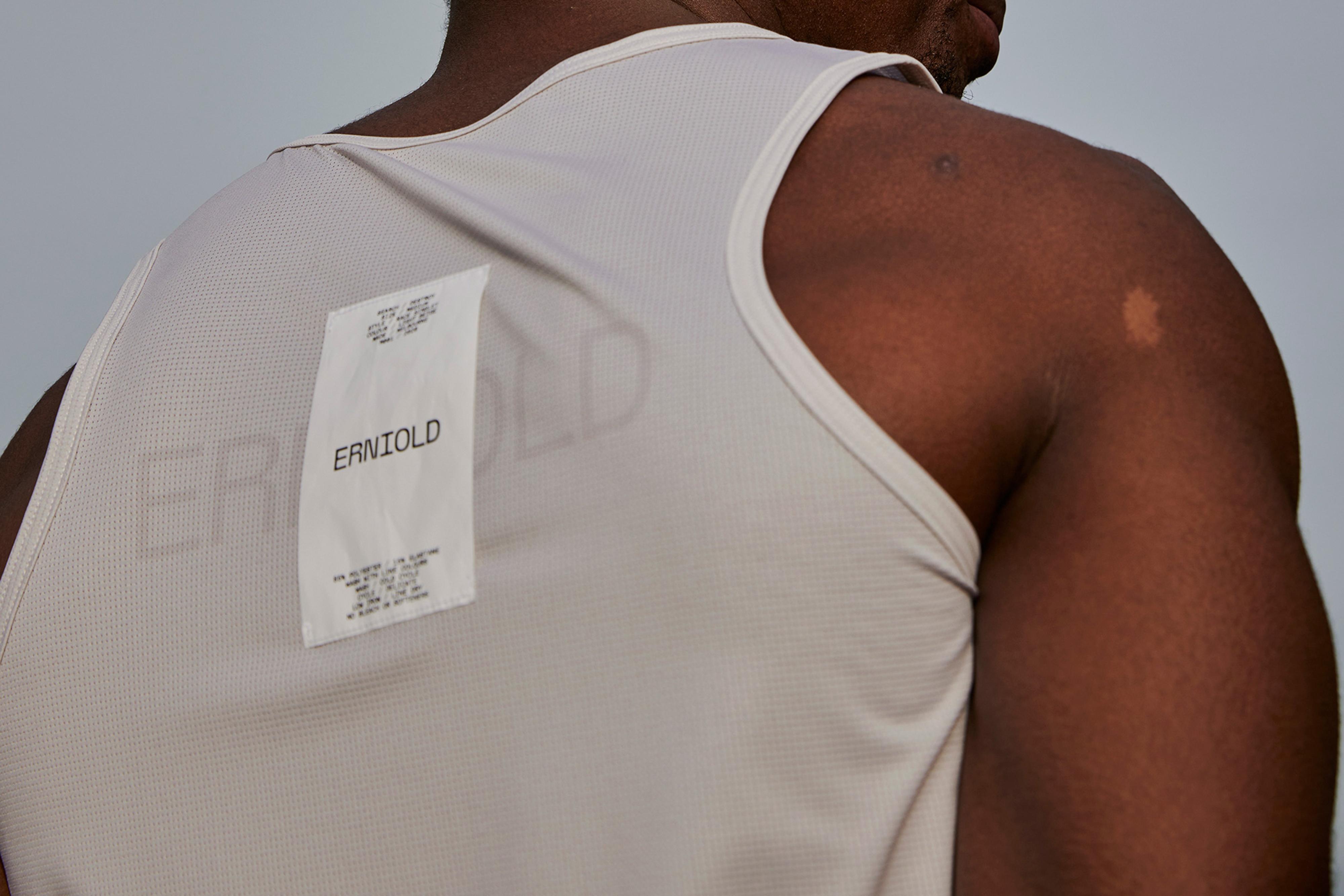 Behind the Brand— Erniold Running