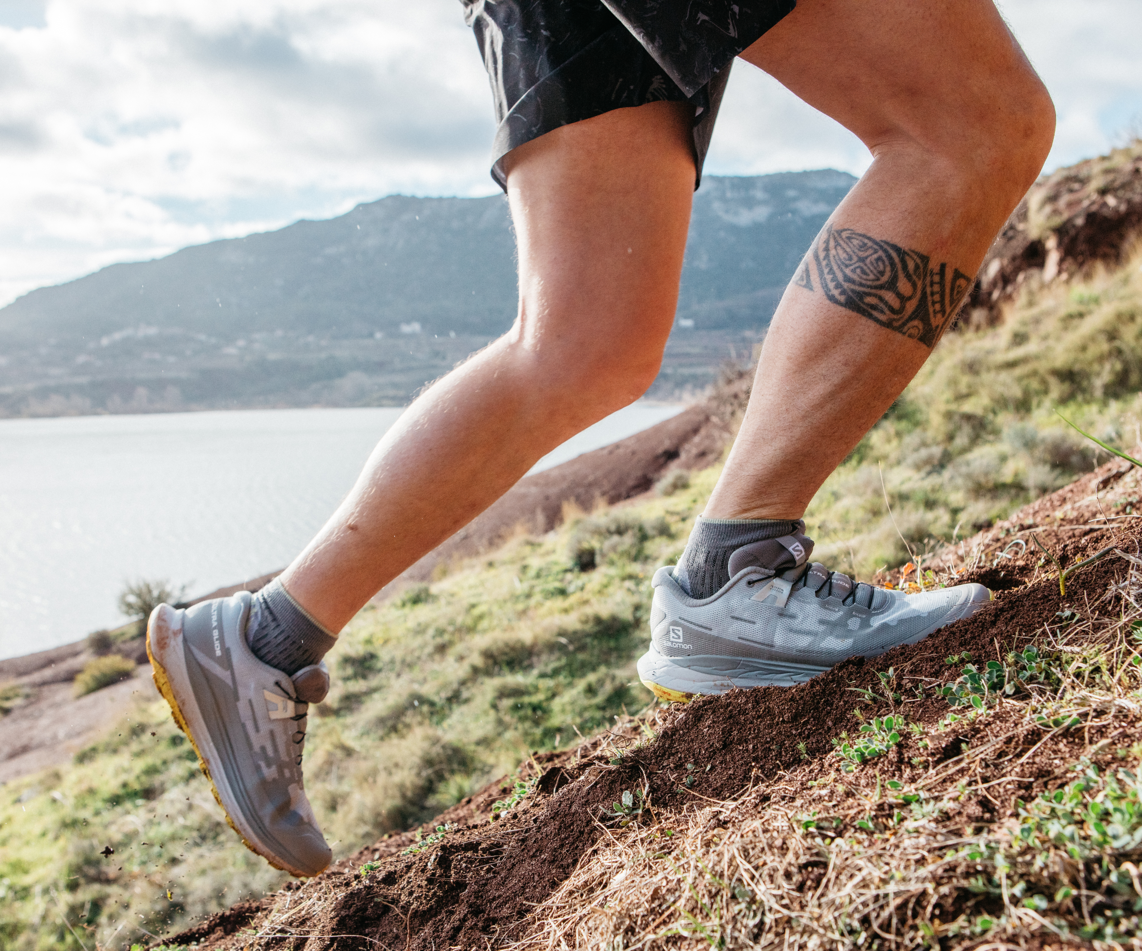 What makes a comfortable running shoe?