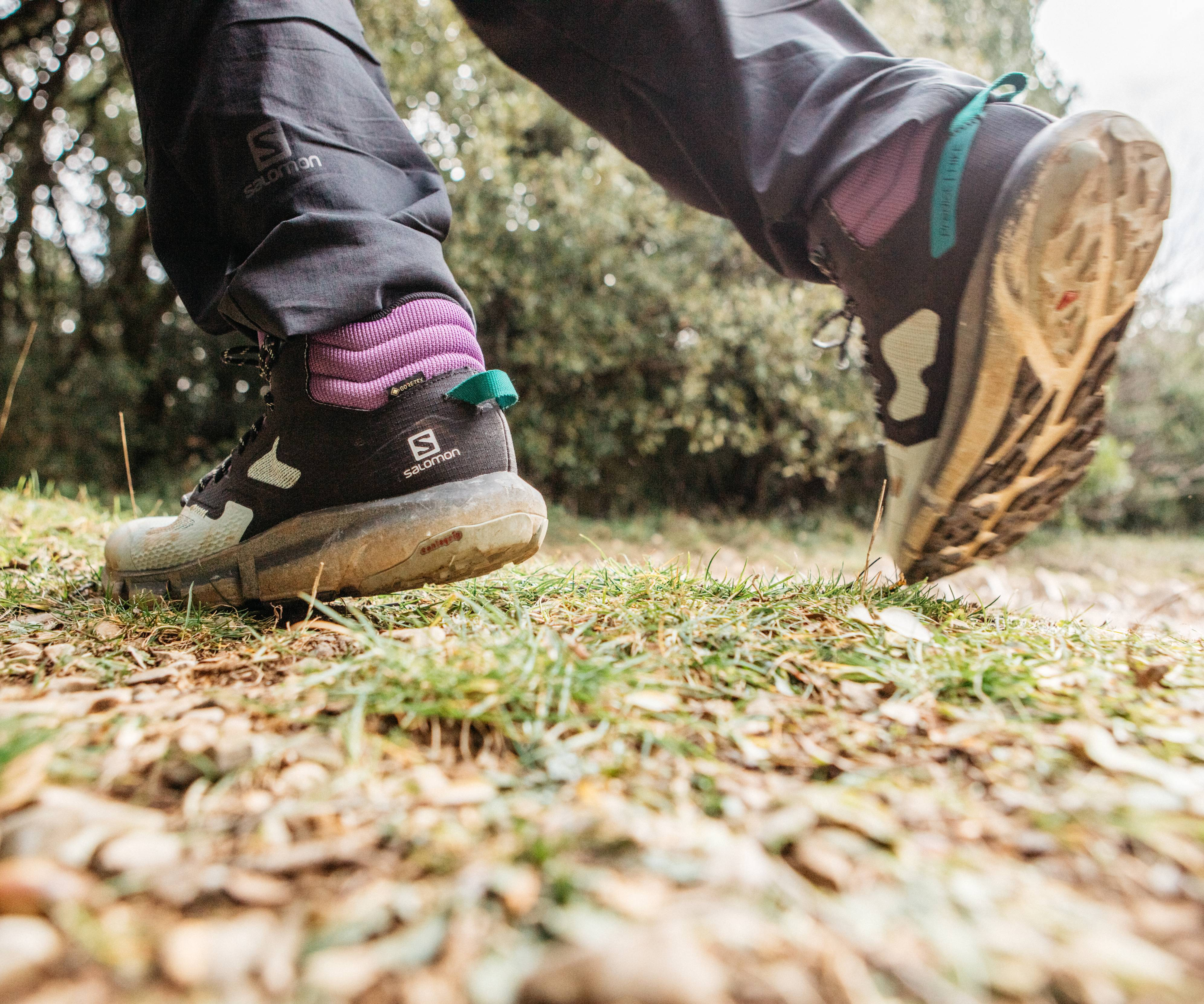 What makes comfortable hiking boots