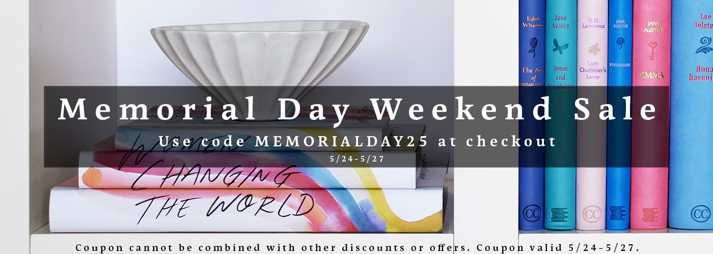 Banner image for Memorial Day Weekend Sale