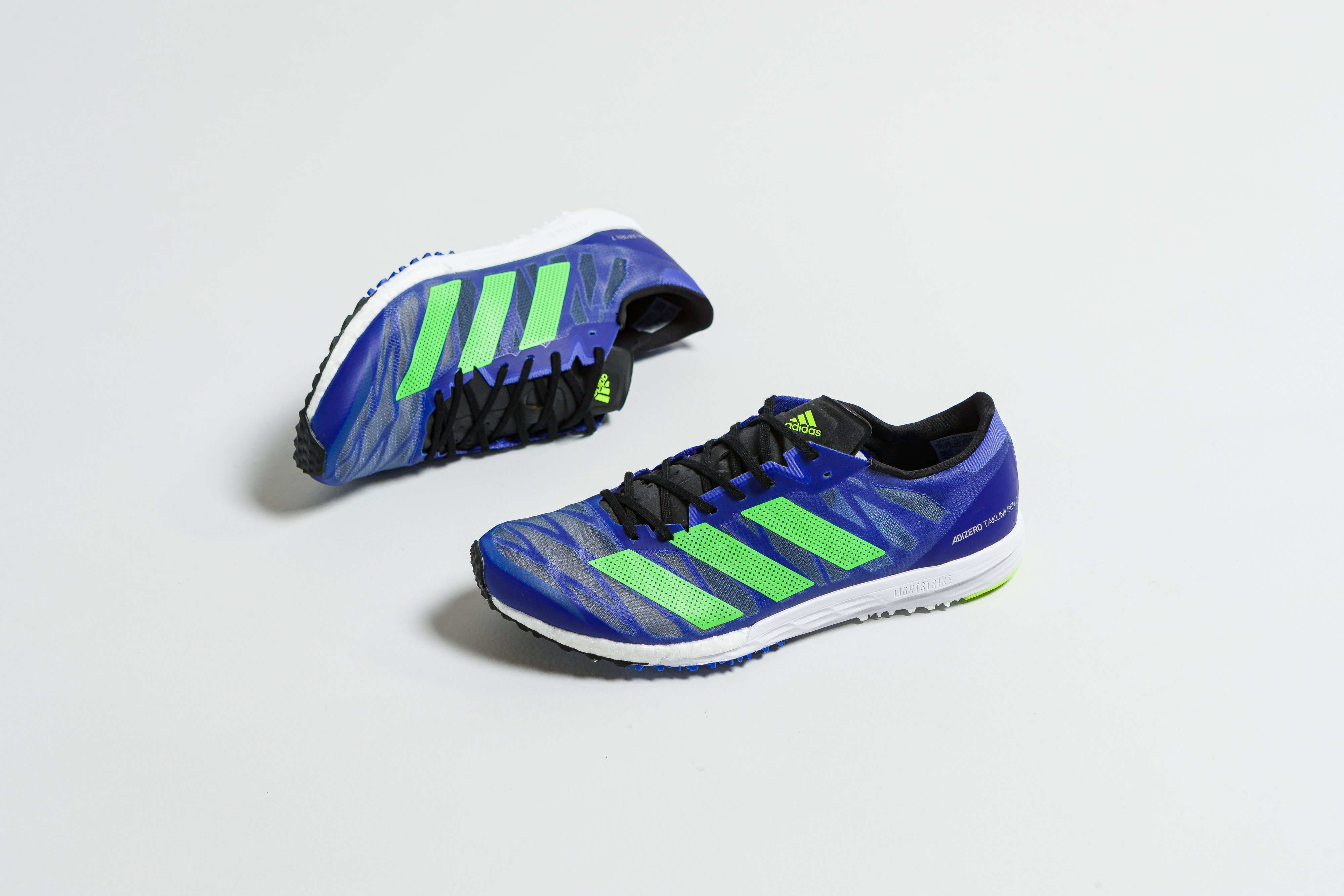 adidas New Race-Ready Sonic Ink, Screaming Green Pack