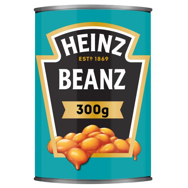 Photograph of 2 x 300g Heinz Baked Beanz  product