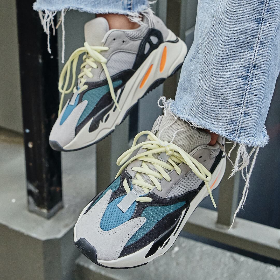 Adidas Yeezy 700 Wave Runner Solid Grey
