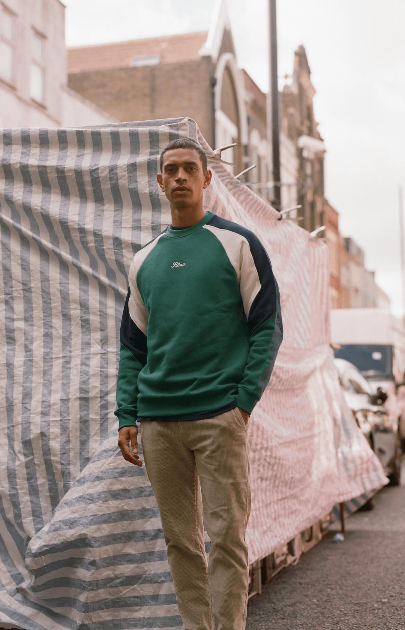 Green Parvis Sweatshirt