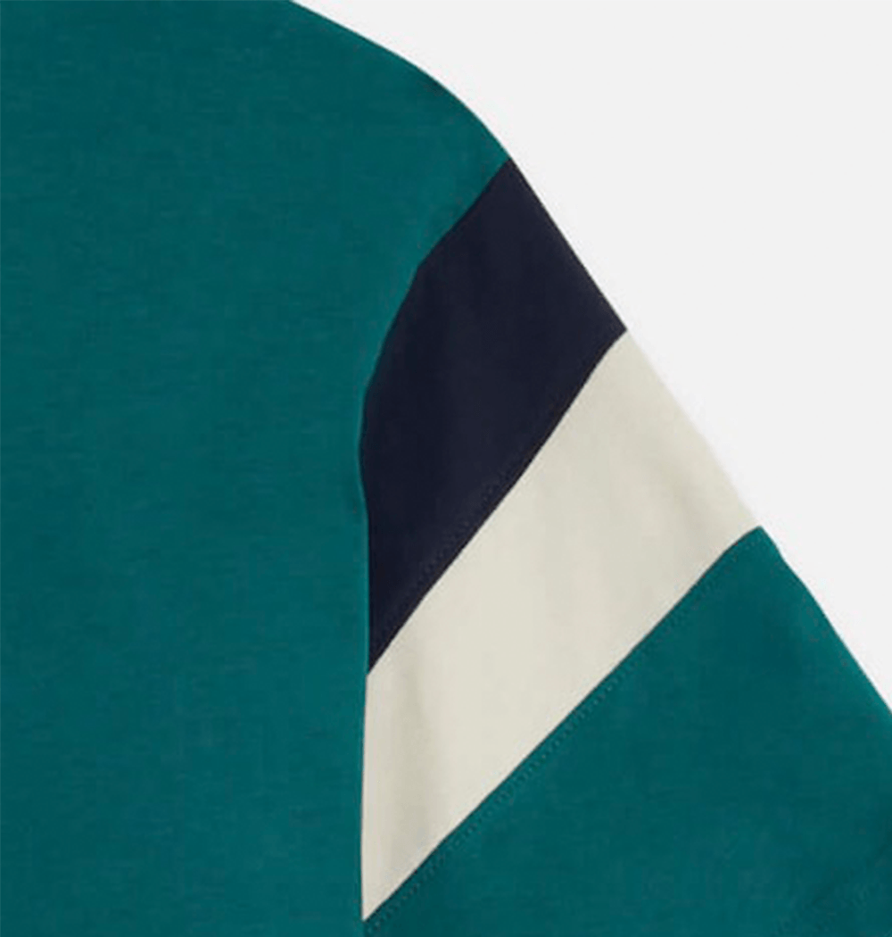 Blue Two Tone Original T-Shirt