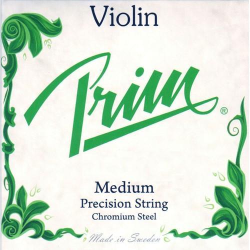 Prim Violin Strings in action
