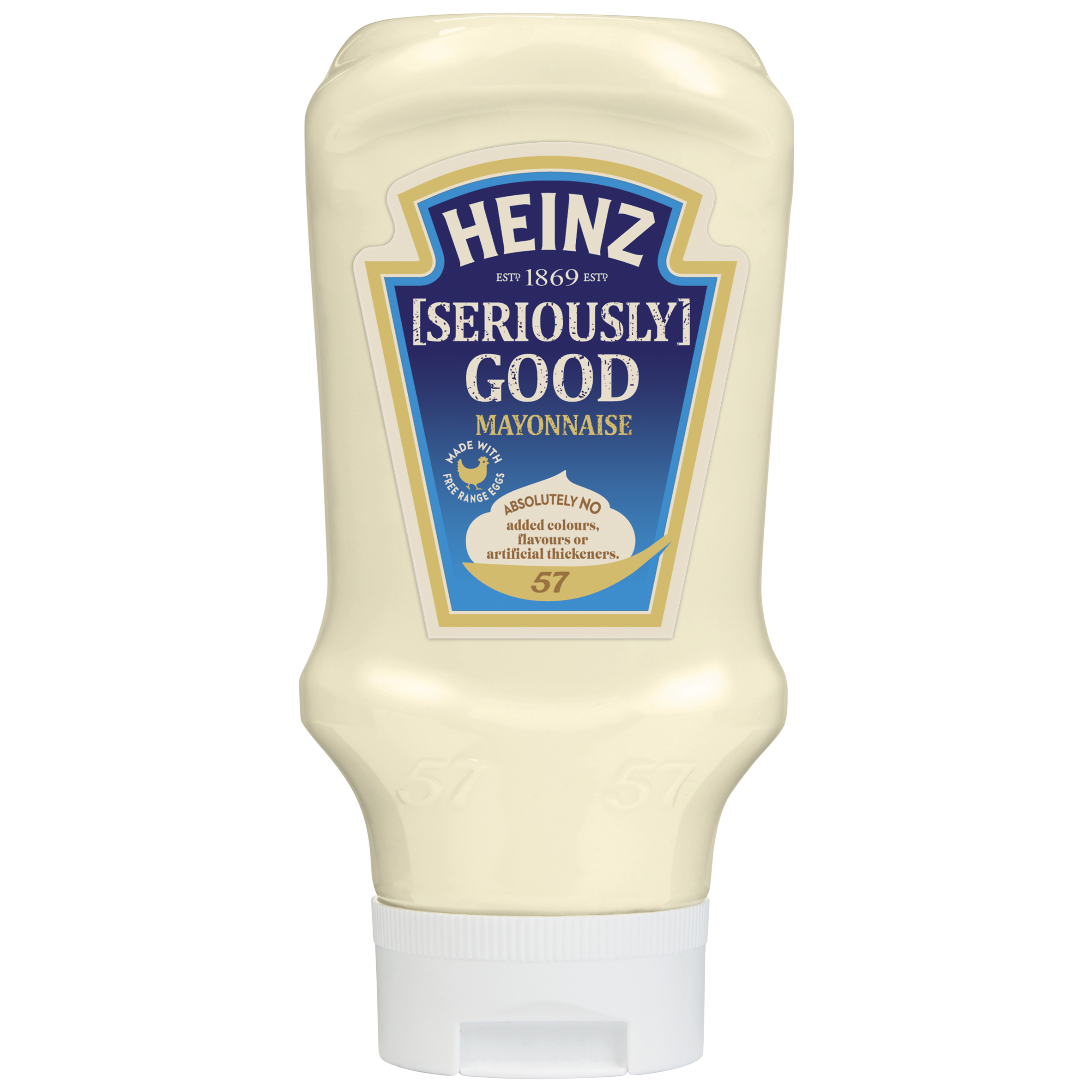 Photograph of 1 x 395g Heinz [Seriously] Good Mayonnaise product