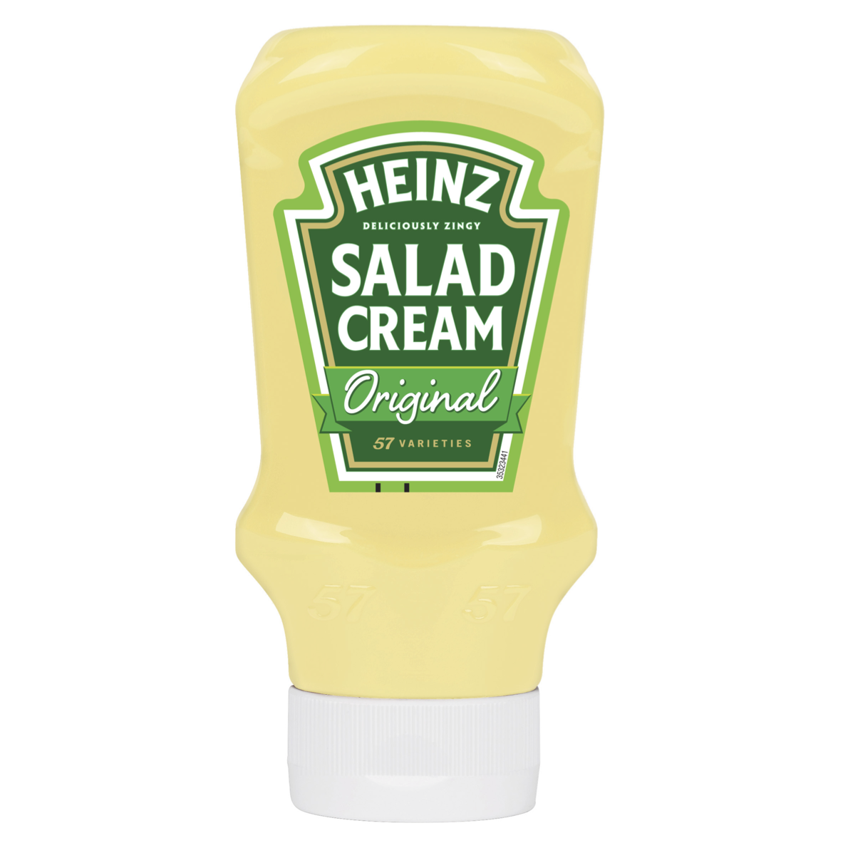 Photograph of 1 x 425g Heinz Salad Cream product