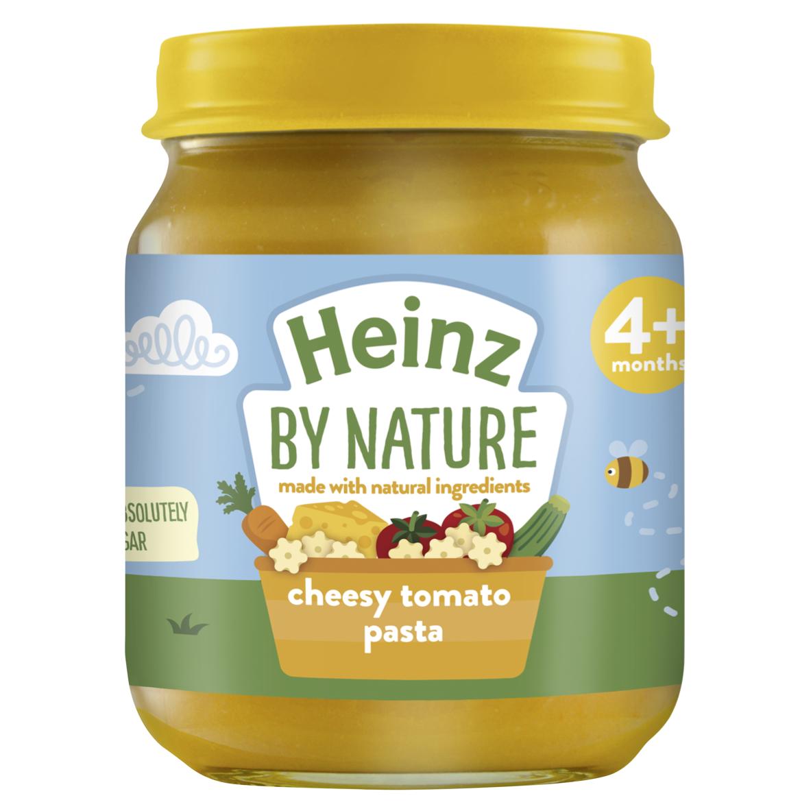 Photograph of 6x Heinz Cheesy Tomato Pasta 120g product