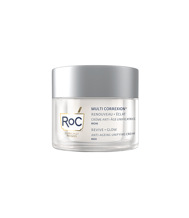 MULTI CORREXION® Revive + Glow Crema Viso Uniformante