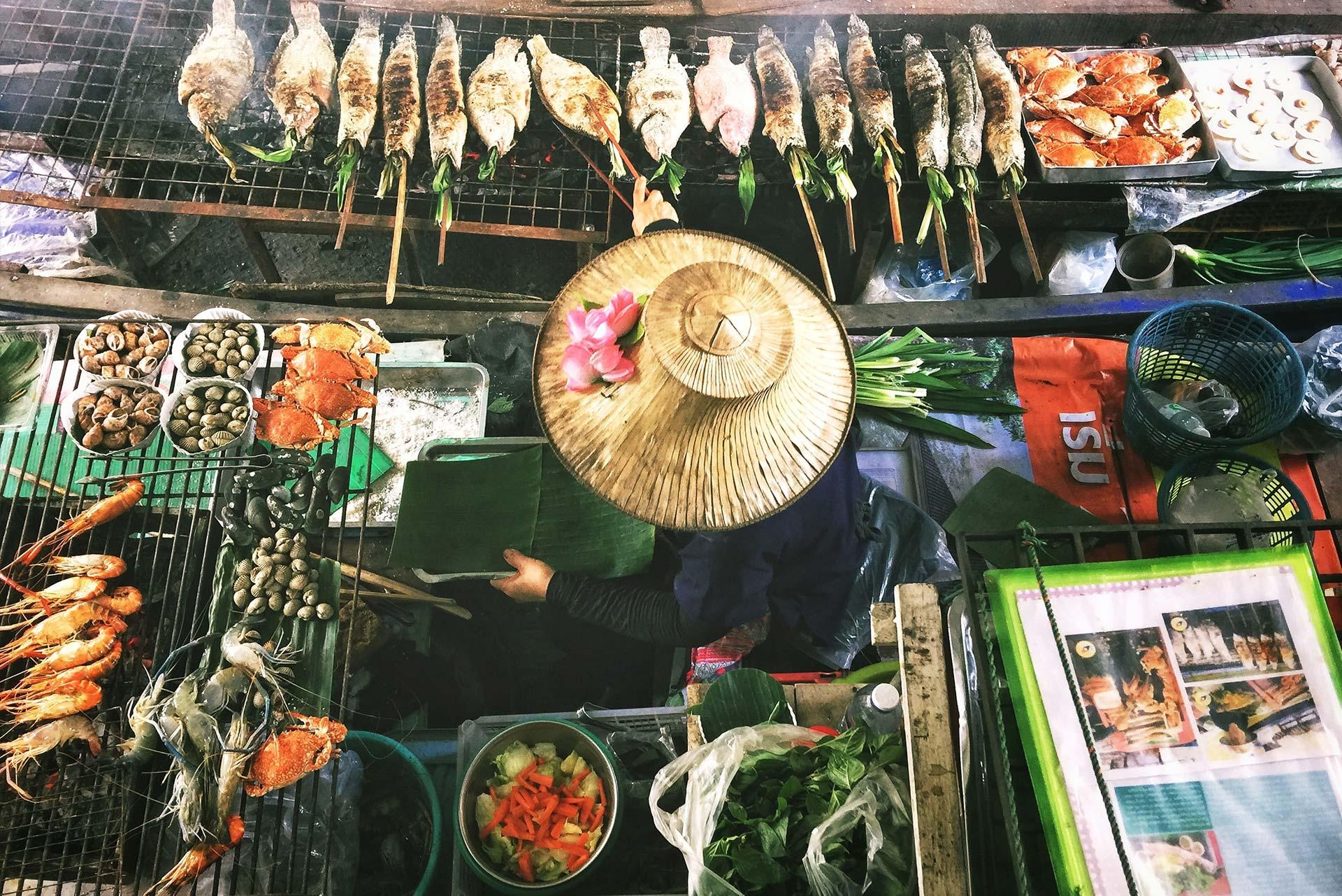 Thai Street Food Flavours