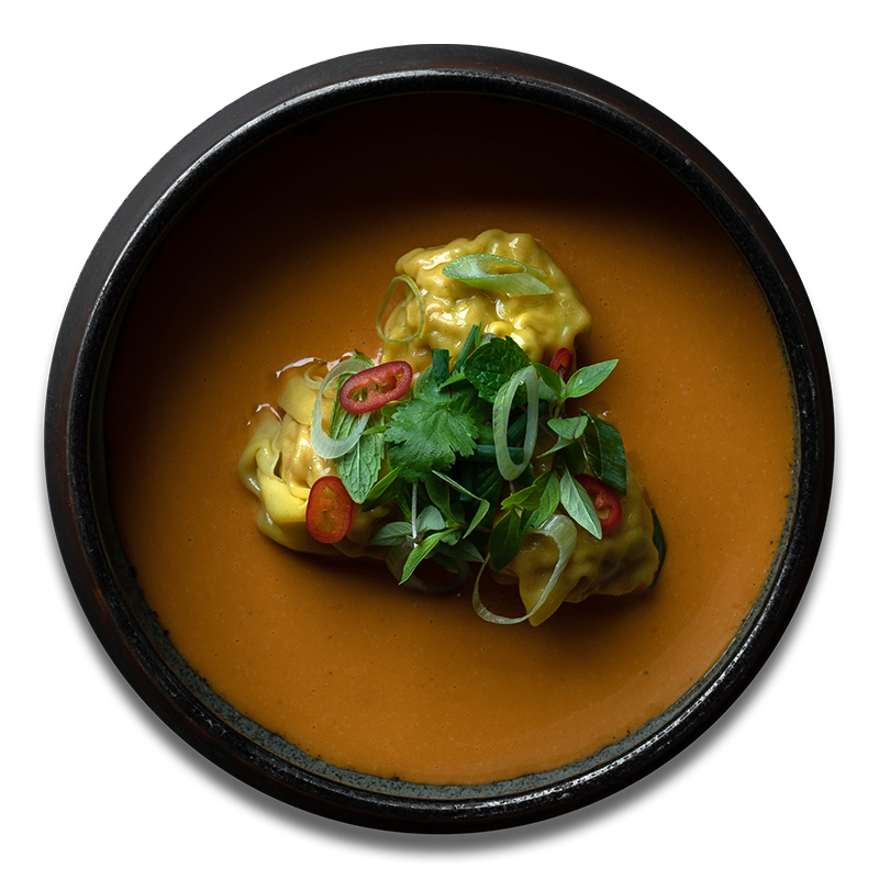 Hot & Sour Tom Yum Soup Home By Nico