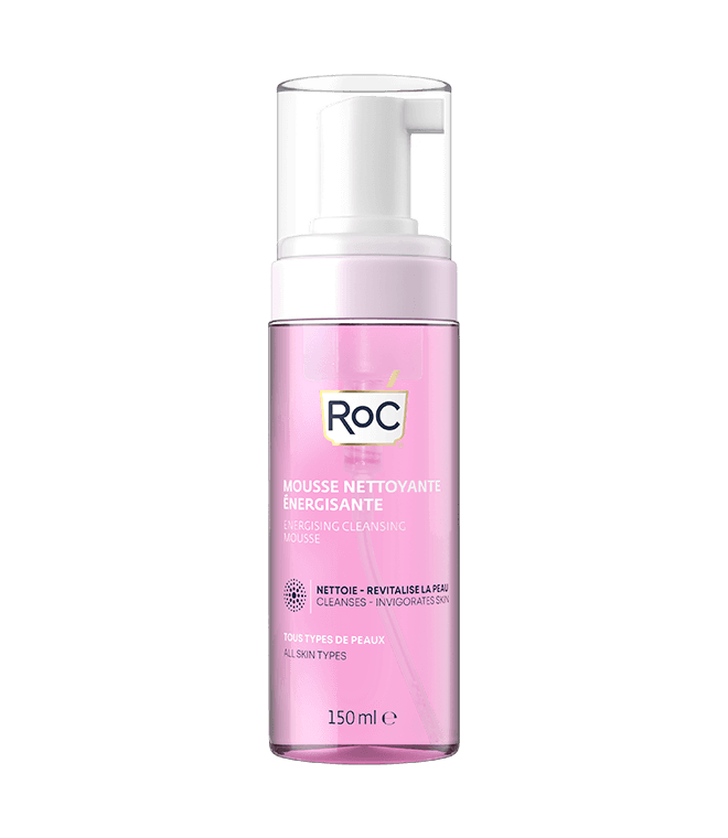 Energising Cleansing Mousse