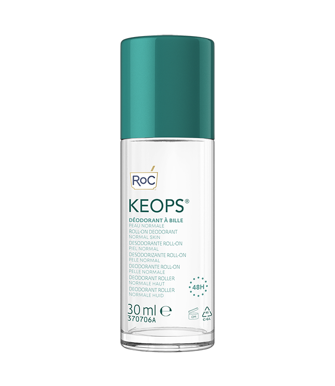 Keops Roll On Deodorant Normal Skin
