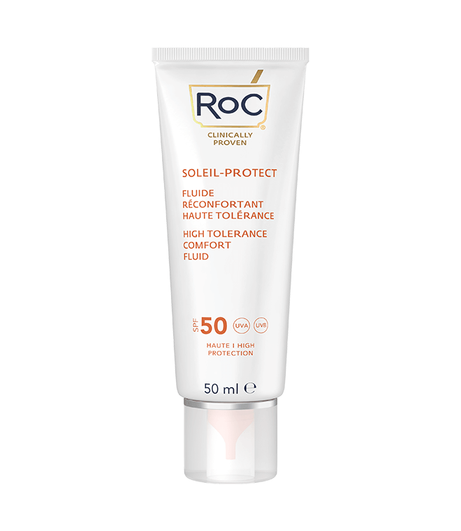 Soleil Protect High Tolerance Comfort Fluid SPF50