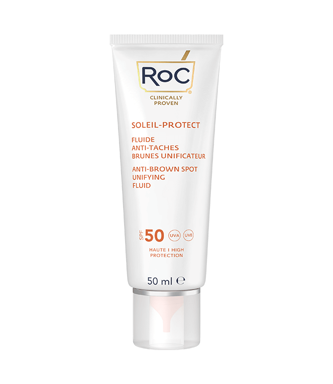 Soleil Protect Anti Brown Spot Unifying Fluid SPF50