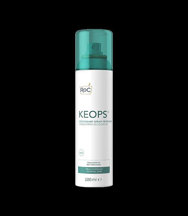 Keops Dry Spray Deodorant