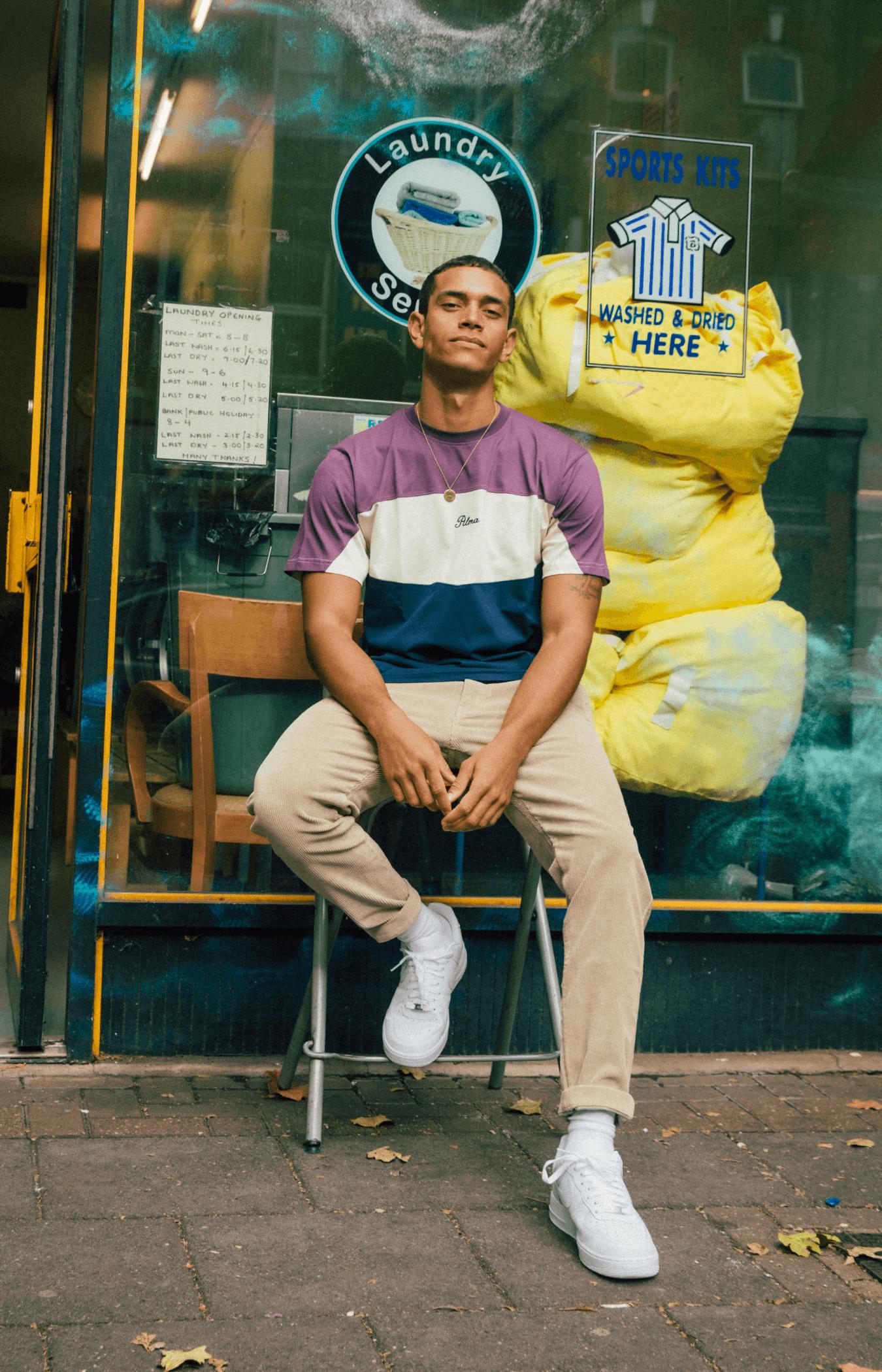 Purple Hai T-Shirt