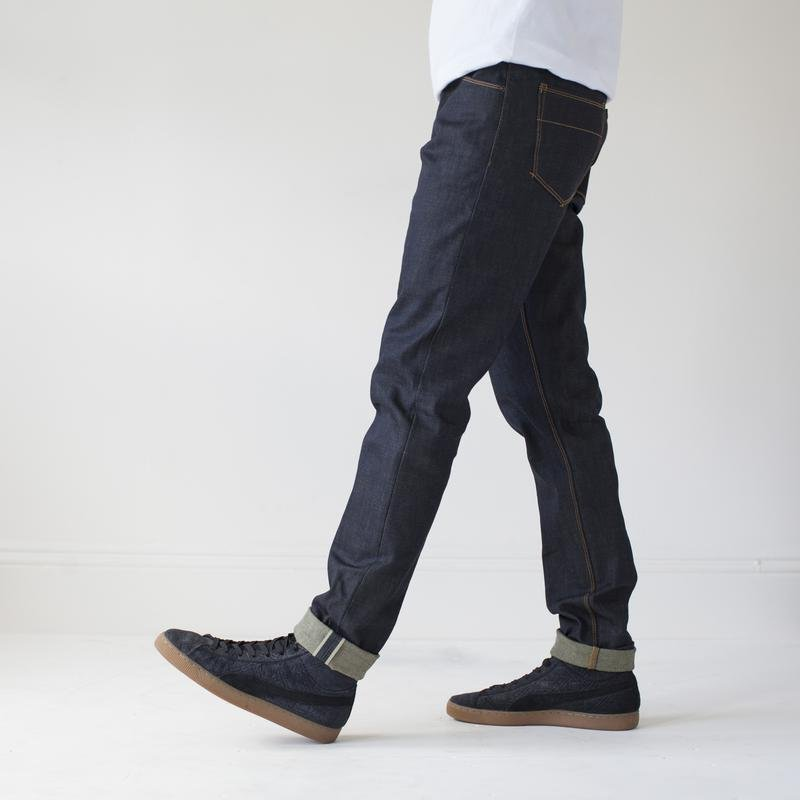 Martin Thin Taper Fit Denim Fit Image