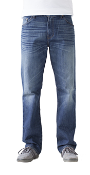 Alexander Work Fit Denim Fit Image