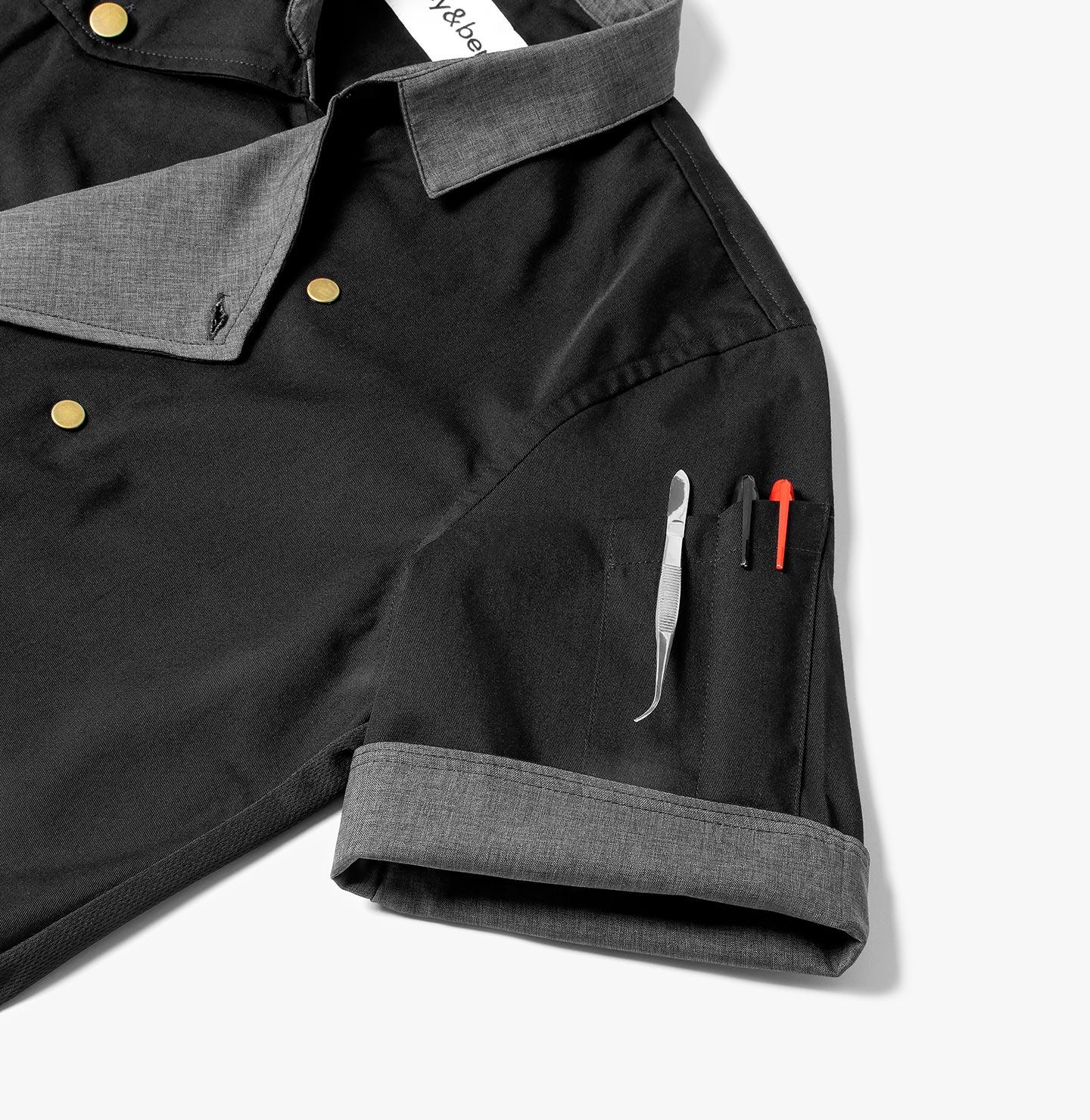 Sleeve Pocket for Tweezers