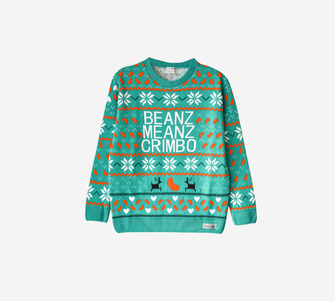 Photograph of Heinz Charity Christmas Jumper product