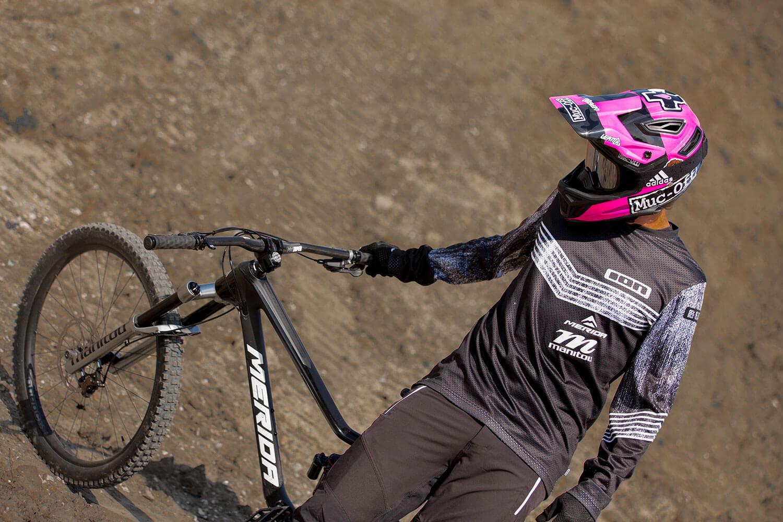 Hannes Klausner - Custom Helmet Image 1