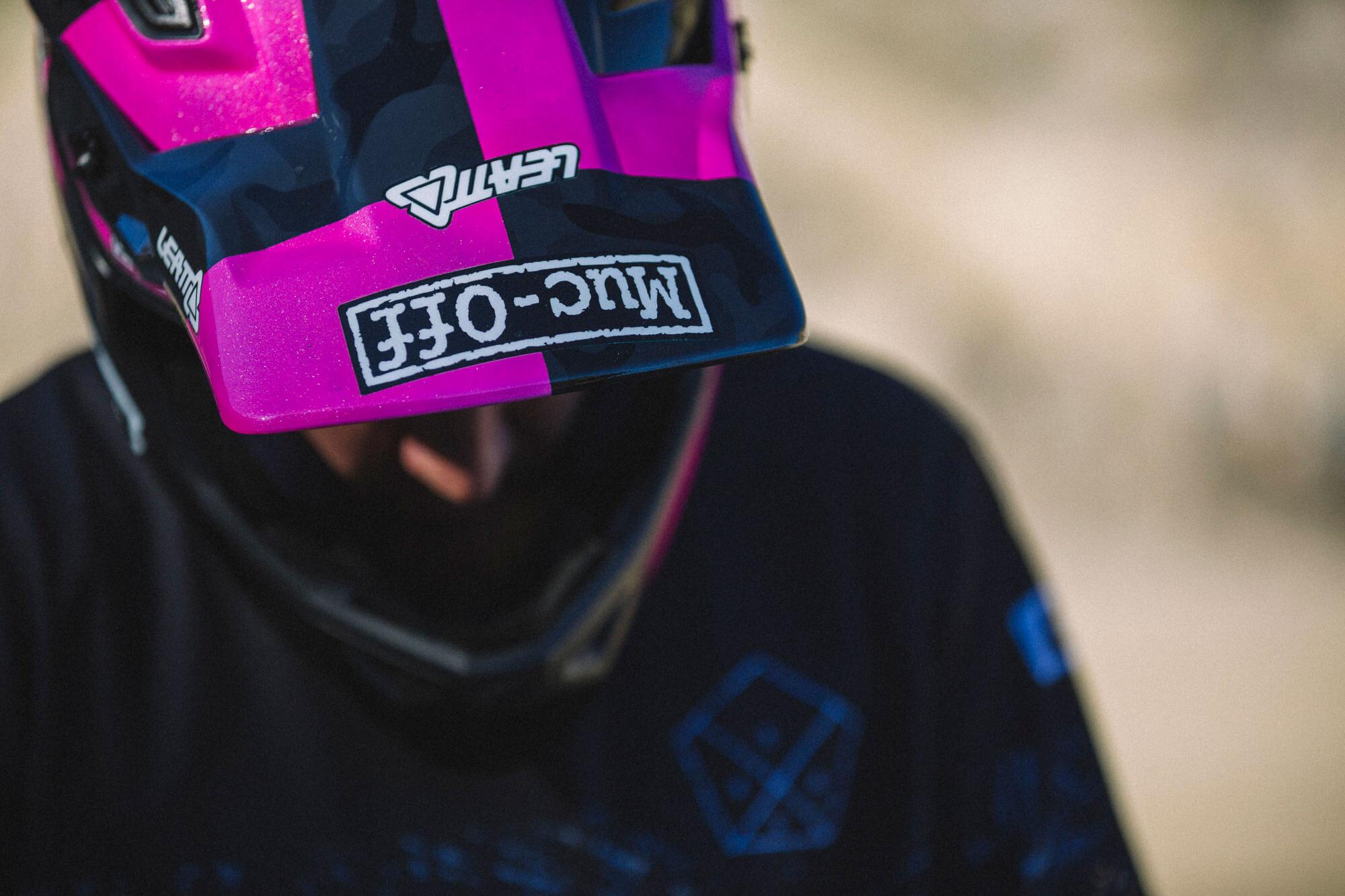 Hannes Klausner - Custom Helmet Image 3