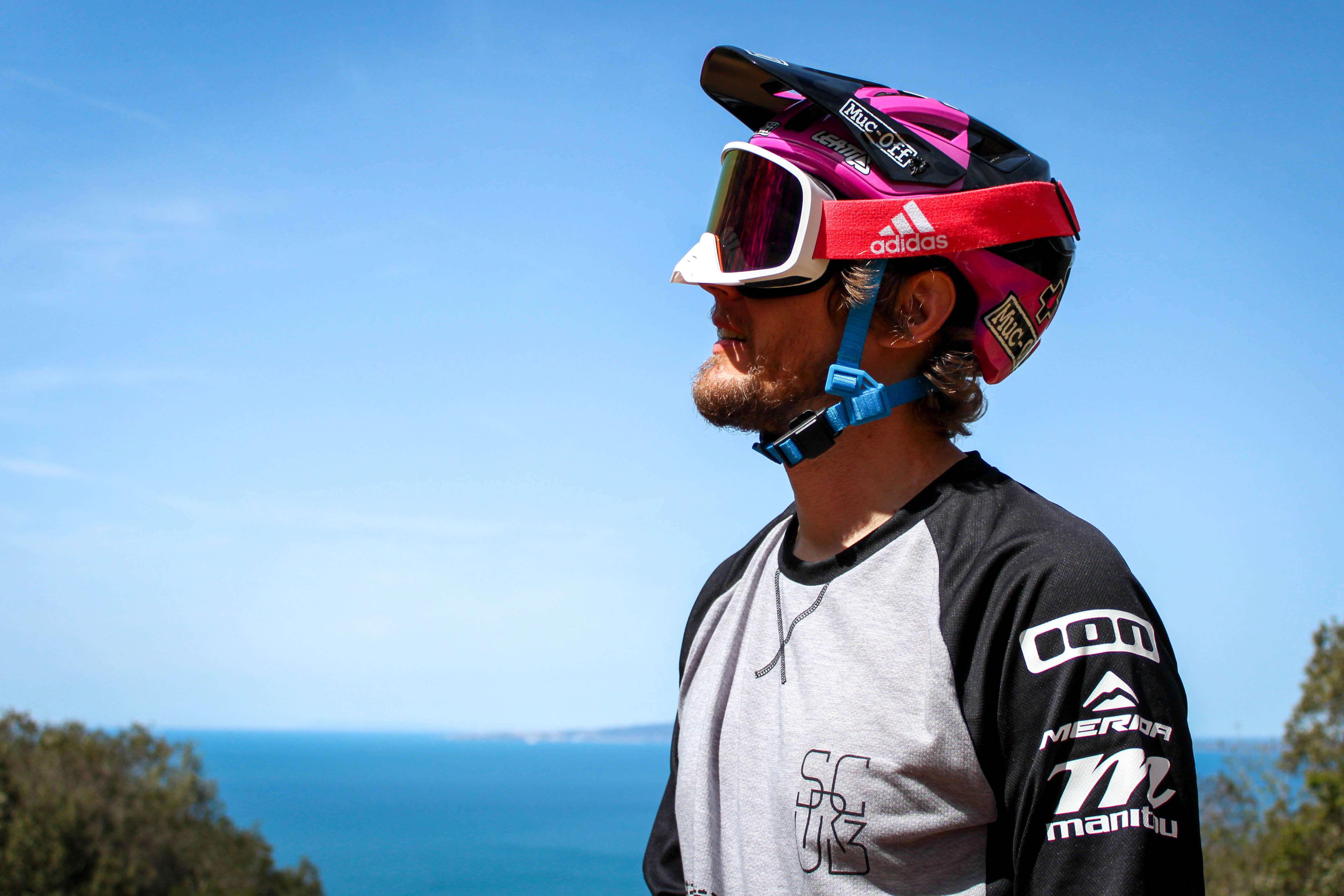 Hannes Klausner - Custom Helmet Image 5