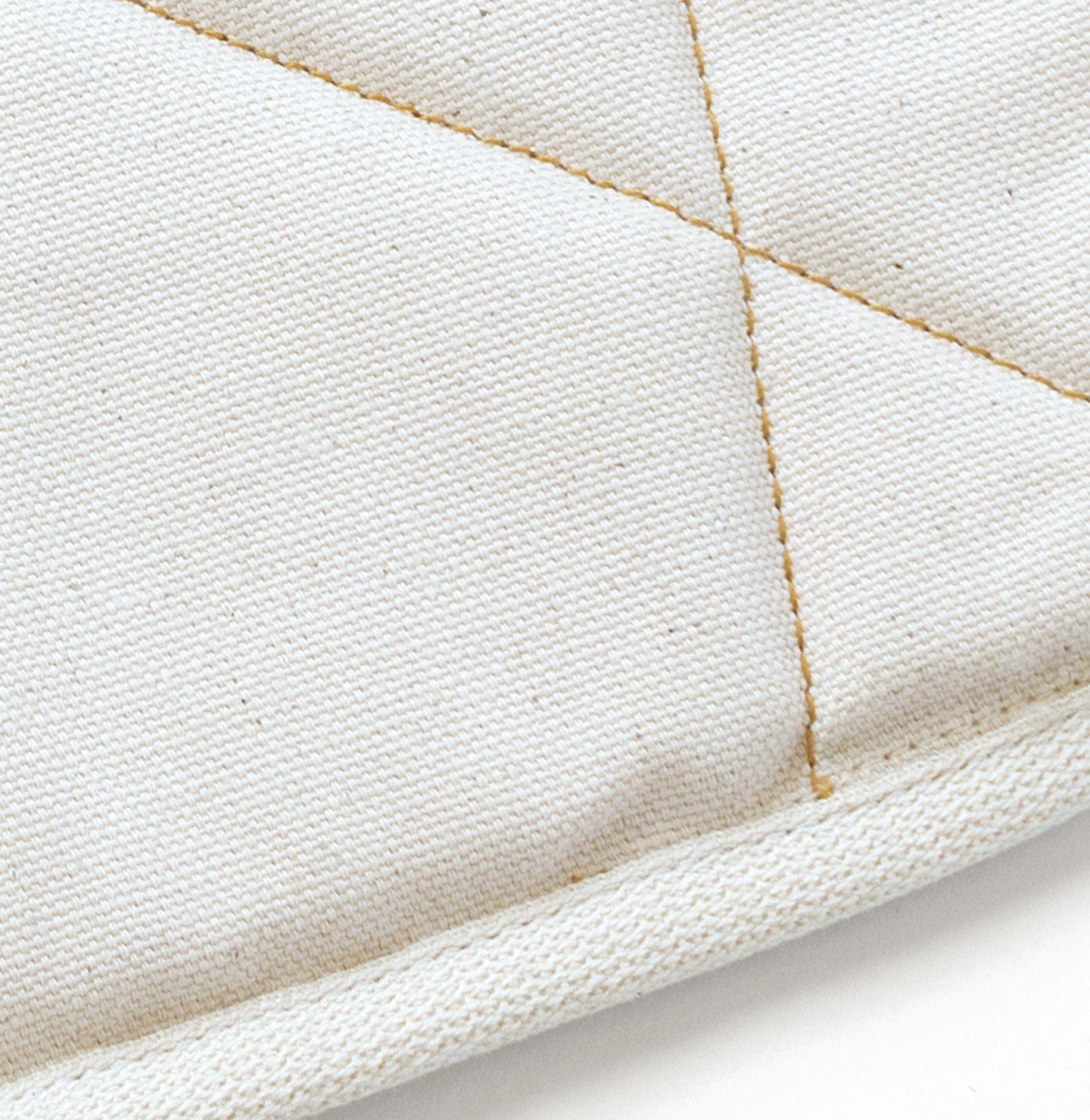 Zig Zag Accent Stitching