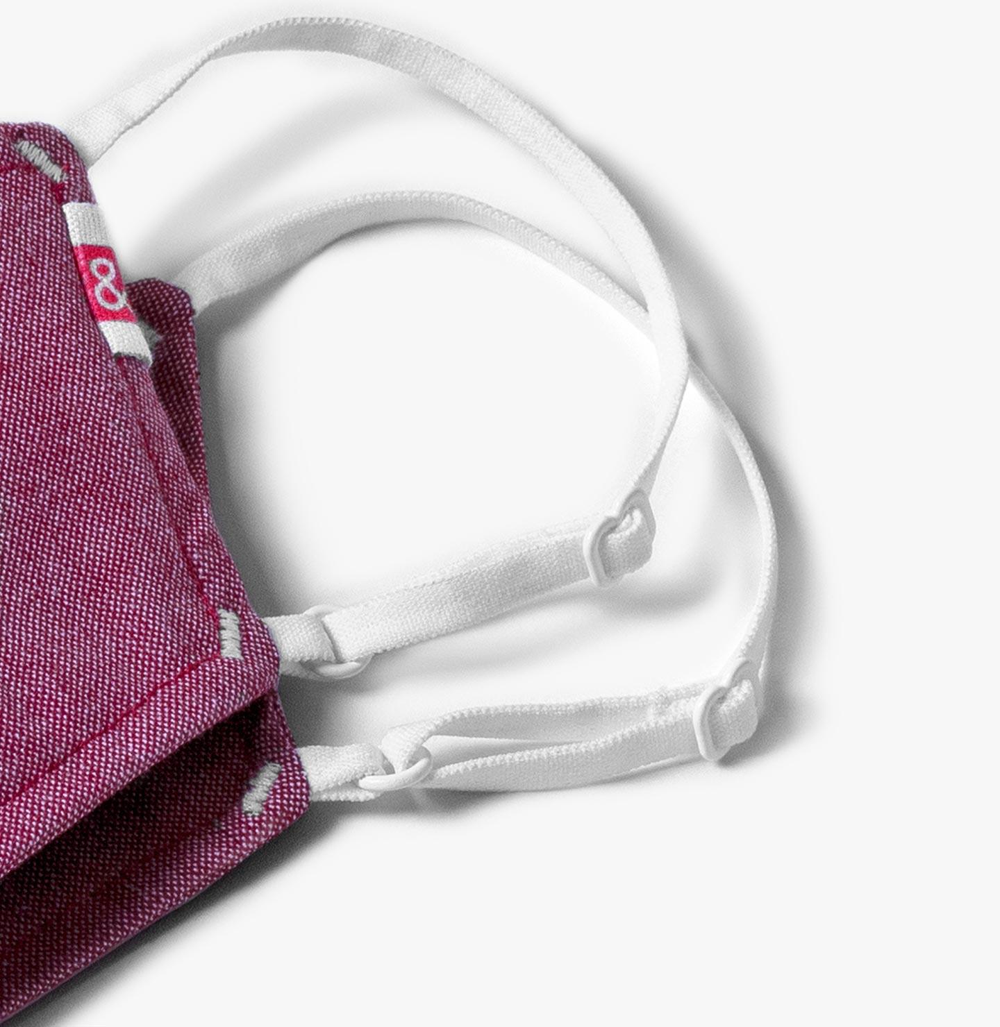 Adjustable Elastic Ear Straps