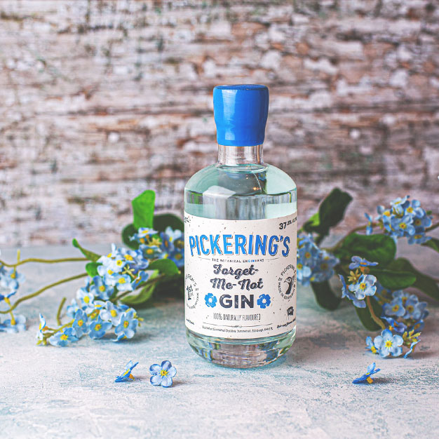 Forget-Me-Not Gin