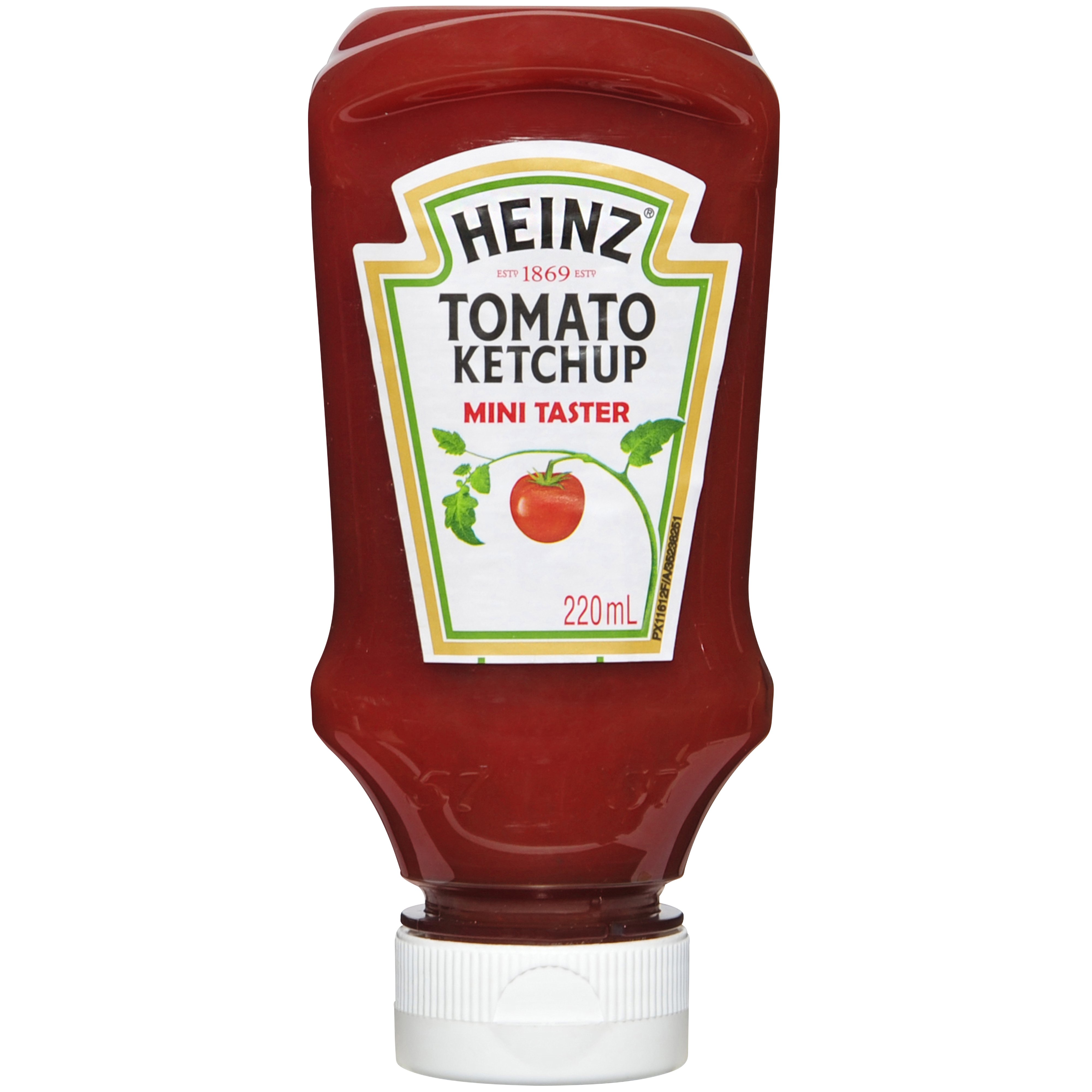 Photograph of 220mL Heinz® Tomato Ketchup product