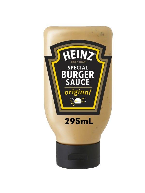 Photograph of Heinz® Original Burger Sauce  product