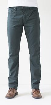 Jones Thin Fit Pants Fit Image