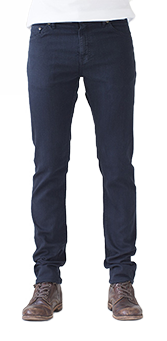 Martin Thin Taper Fit Pants Fit Image
