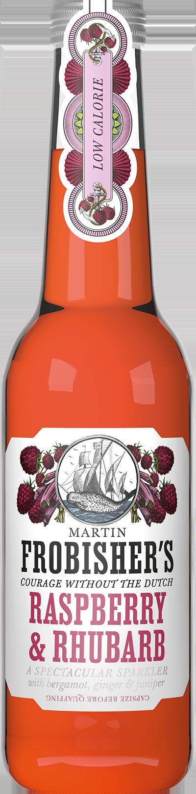 Raspberry & Rhubarb