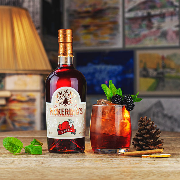 More About Pickering's Sloe Gin