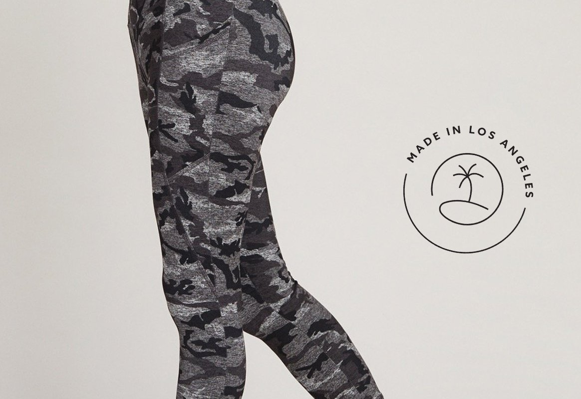 Strut This Strut Tri-Blend Fabric — Made in Los Angeles, California Activewear & Athleisurewear