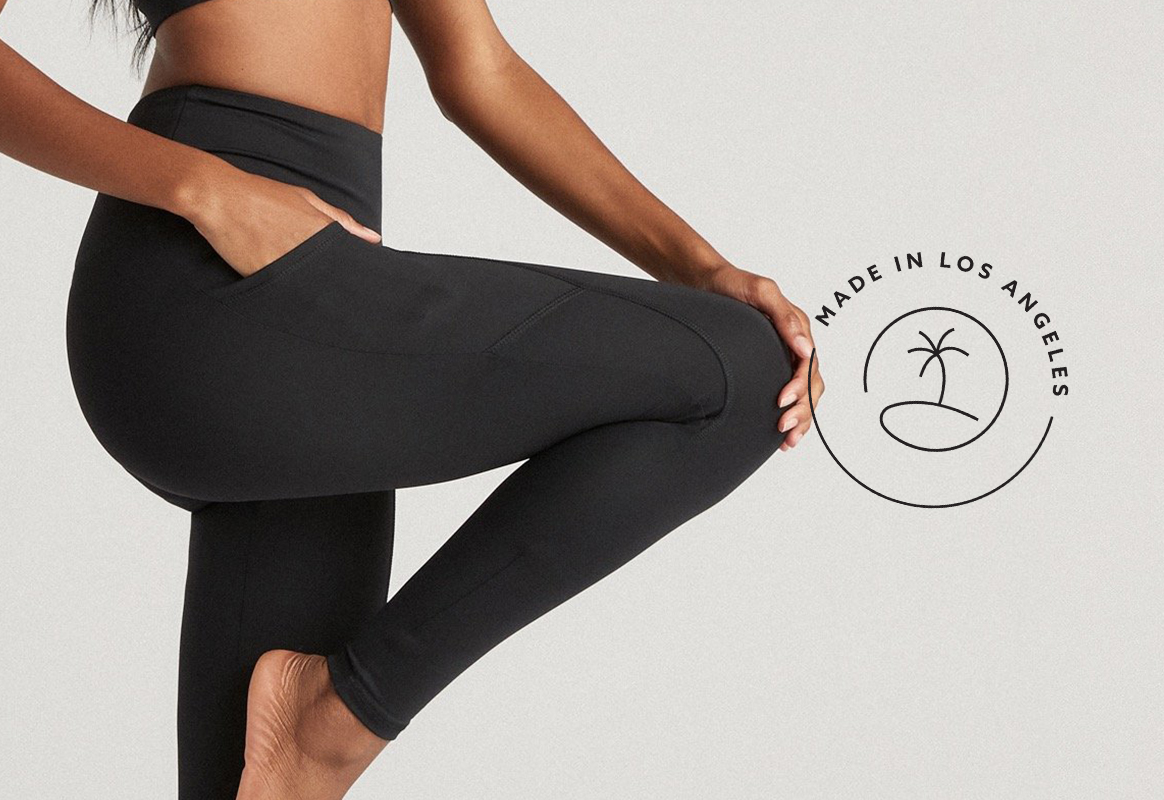 Strut This Strut Core Fabric — Made in Los Angeles, California Activewear & Athleisurewear
