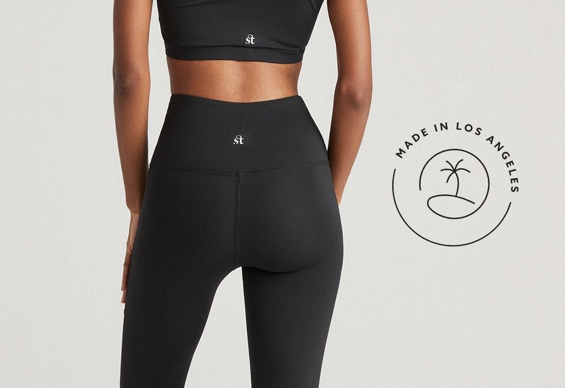 Strut This Strut Lite Fabric — Made in Los Angeles, California Activewear & Athleisurewear