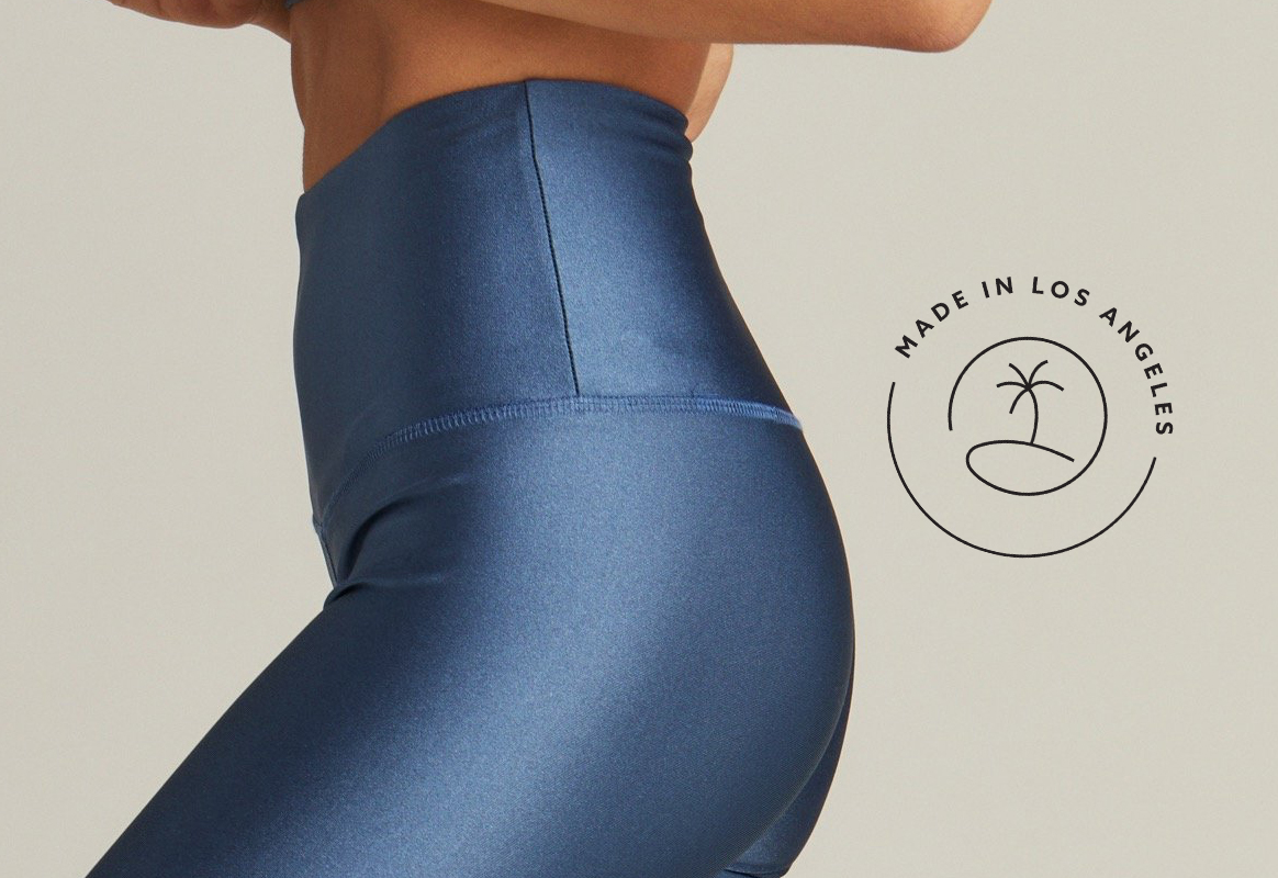 Strut This Strut Limited Edition Fabric — Made in Los Angeles, California Activewear & Athleisurewear