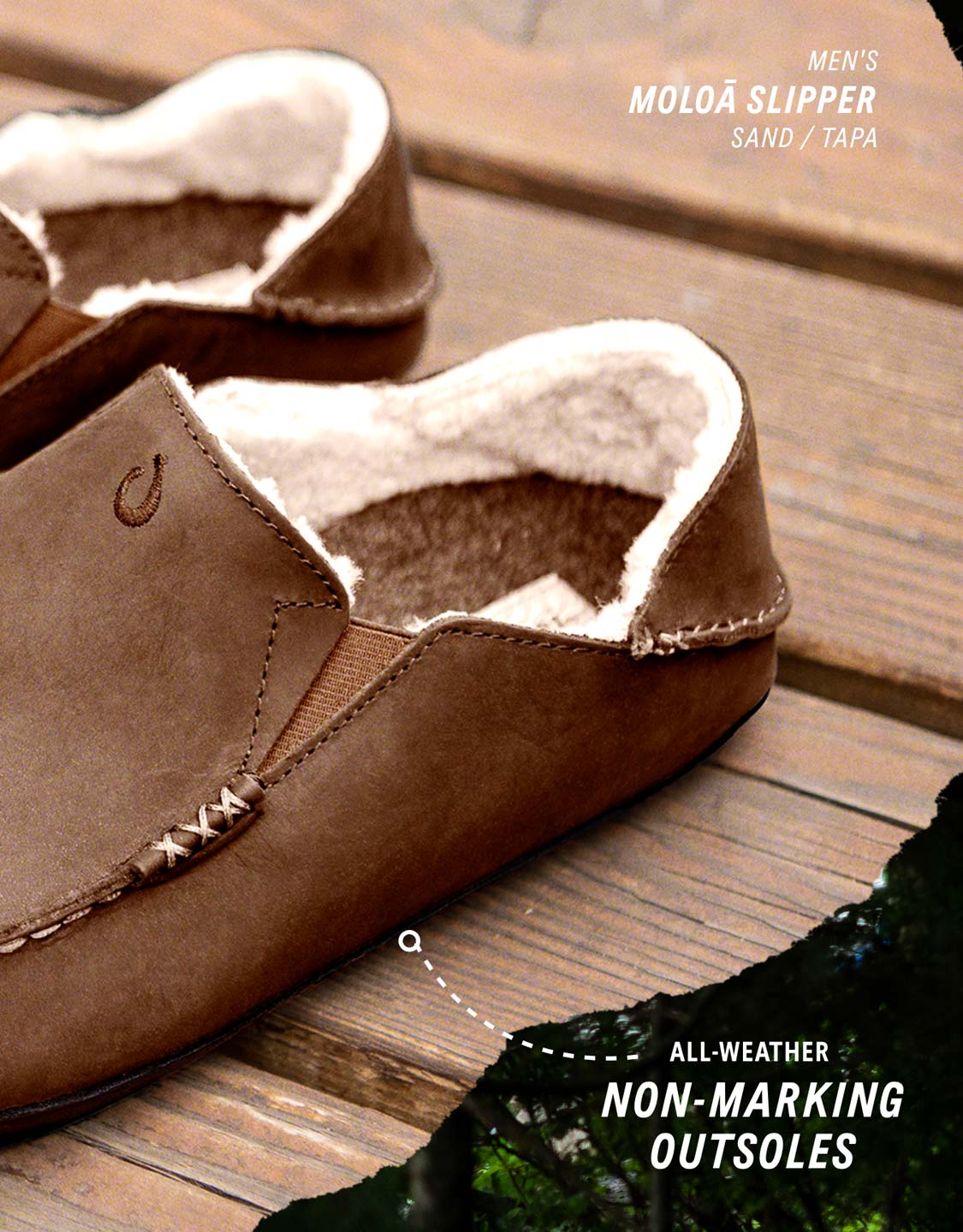 OluKai Mens Slipper Gallery Image 10