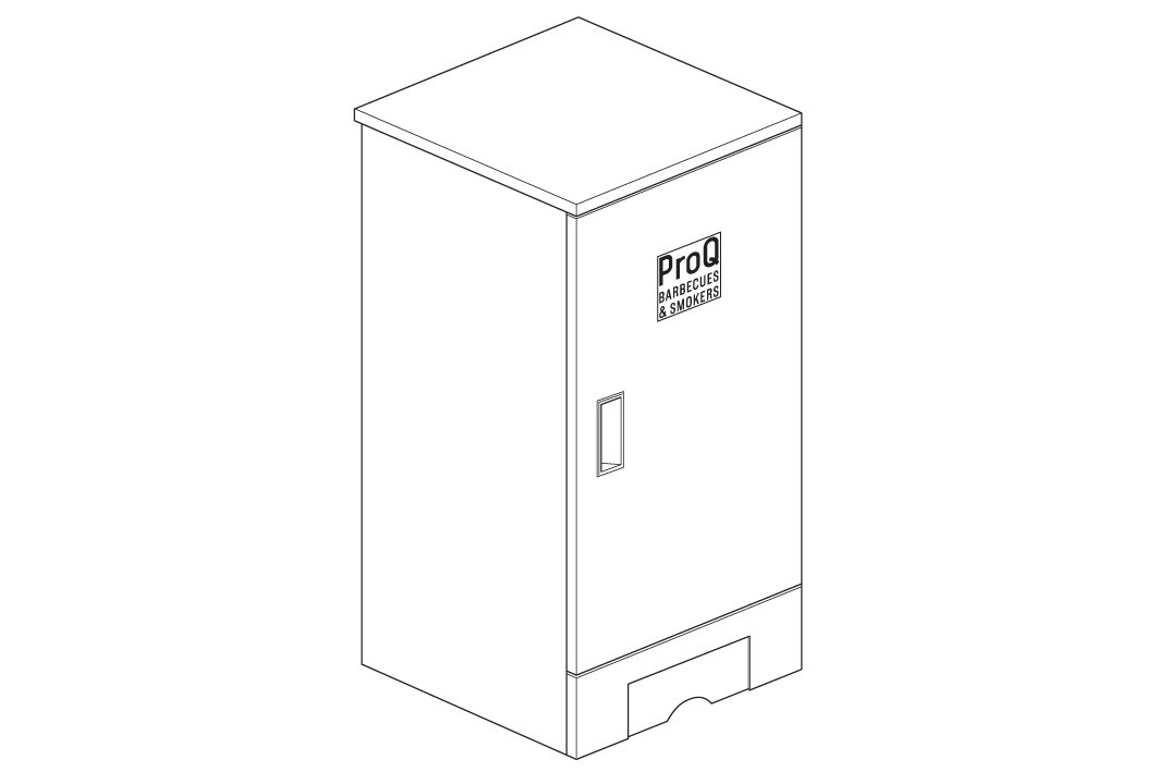 ProQ Cold Smoking Cabinet - Technical Specification