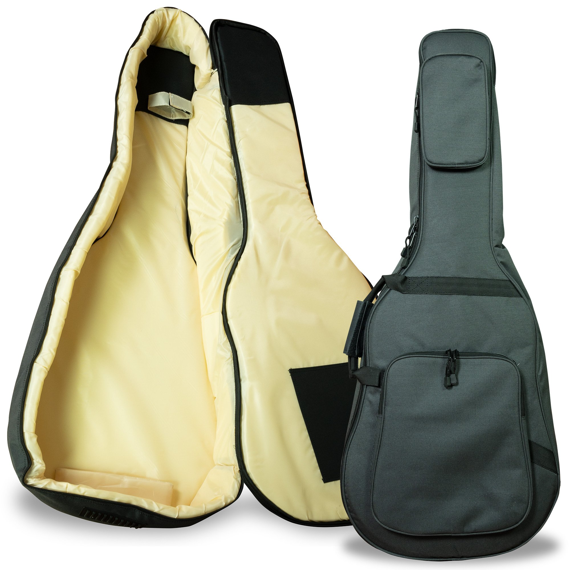 20mm-Padded Guitar Gig Bag in action