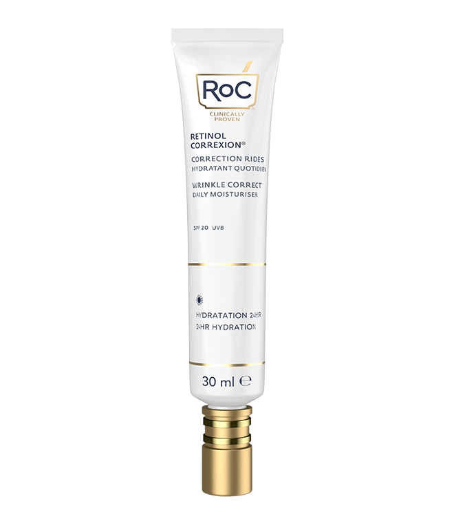 RETINOL CORREXION® Wrinkle Correct Hidratante Dia SPF20