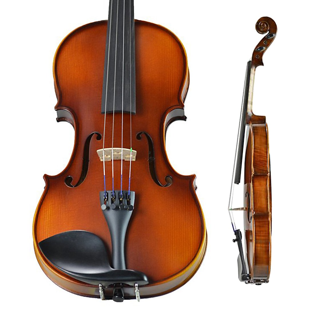 CLEARANCE Ricard Bunnel G1 Violin Outfit in action