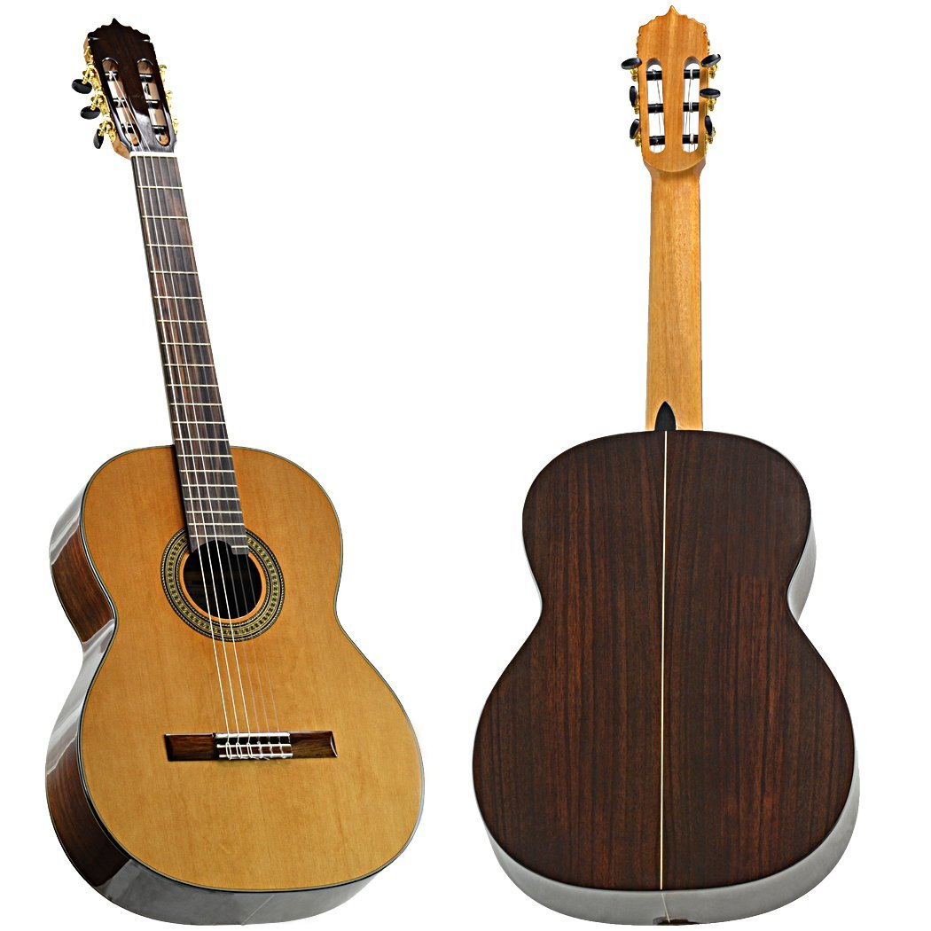 Antonio Giuliani CL-6 Rosewood Classical Guitar Outfit in action